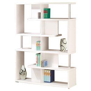 Contemporary White Bookcase/Shelving Unit for Sale in Scottsdale, AZ