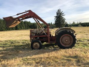 Ford 850 Tractor for Sale in Montesano, WA