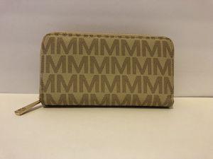 Ladies double zip wallet for Sale in Tampa, FL