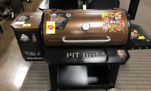 Brand New PIT BOSS PRO SERIES 1100 WOOD PELLET GRILL 8I for Sale in Farmers Branch, TX