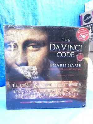 The Da Vinci Code Board Game 2006 New for Sale in Azusa, CA