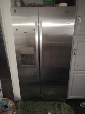 Whirlpool stainless steel appliances for Sale in Hanover, MD