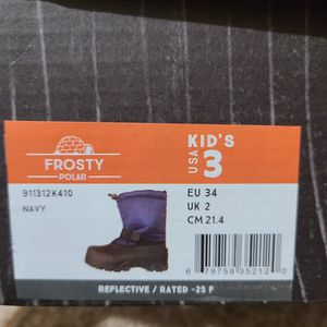 Northside Snowboots Kids Size 3 for Sale in Katy, TX