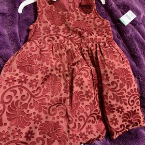 Little Girls Christmas Dress 2t for Sale in Escondido, CA