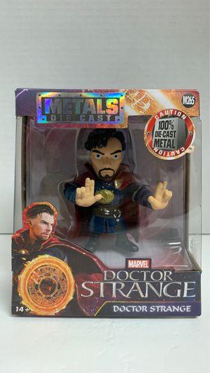Jada Toys Die-Cast Metals Doctor Strange Figure Marvel Comics New M265 for Sale in Missouri City, TX