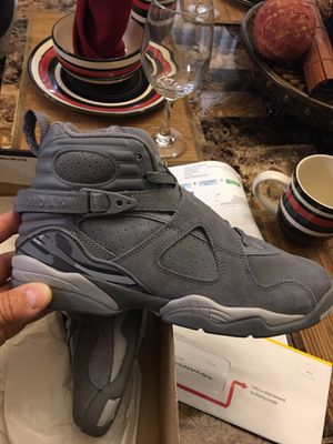 Air Jordan 8Retro Size 7y New in Box for Sale in Kissimmee, FL
