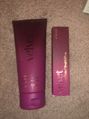 Avon perfume with lotion for Sale in North Richland Hills, TX
