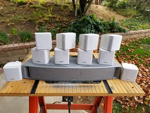 7 bose speakers for Sale in Palmdale, CA