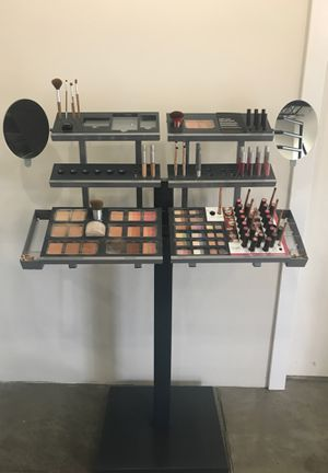 Aveda Makeup stand w/makeup for Sale in Mount Royal, NJ