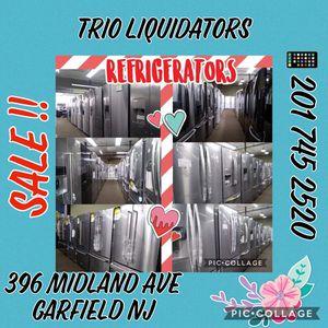 REFRIGERATORS SALE !! for Sale in Garfield, NJ