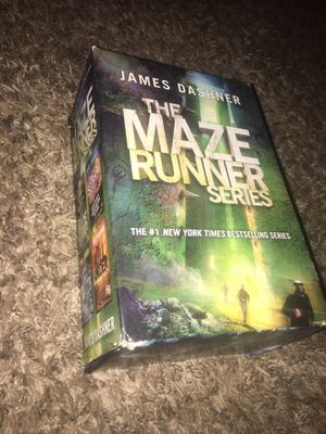The Maze Runner Series for Sale in Kent, WA