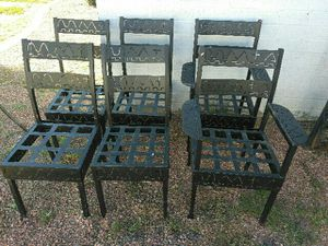 HEAVY DUTY DINNING CHAIRS for Sale in Gilbert, AZ