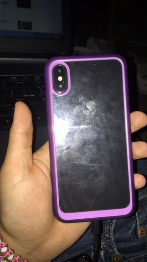 IPHONE X 250gb unlocked for Sale in Anderson, SC