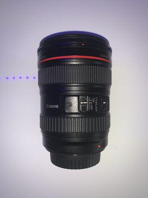 Canon 24-105mm for Sale in Miami, FL
