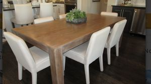 Dining table 6 chairs - $375 for Sale in Justin, TX