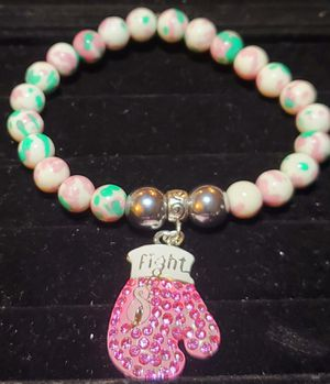 Fight against Cancer Bracelet for Sale in Smoke Rise, GA