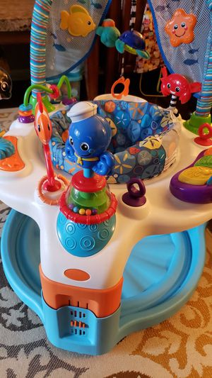 Baby Einstein Activity Saucer - Rhythm of the Reef for Sale in Centreville, VA
