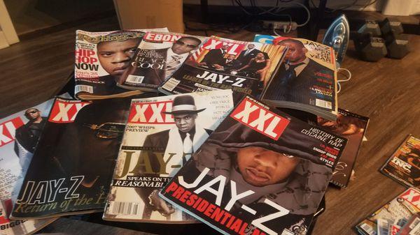 Magazine Jay-Z Covers