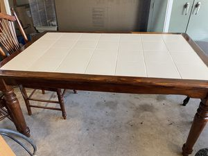 Kitchen table/chairs- seats 6 for Sale in Irwindale, CA