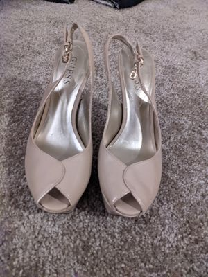Guess heels size 6.5 for Sale in Everett, WA