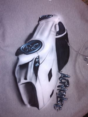 Airbrush Shirts. for Sale in Houston, TX