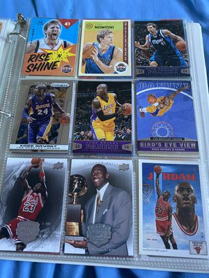 NBA cards. for Sale in Auburn, WA
