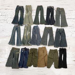Lot 16 BRATZ Doll Jeans denim pants doll clothes for Sale in Las Vegas, NV