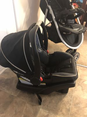 Graco Car seat and Stroller for Sale in Virginia Beach, VA
