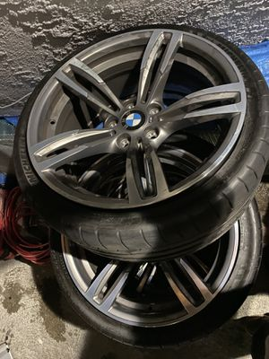 "Stock bmw 19"" wheels for Sale in Los Angeles, CA"