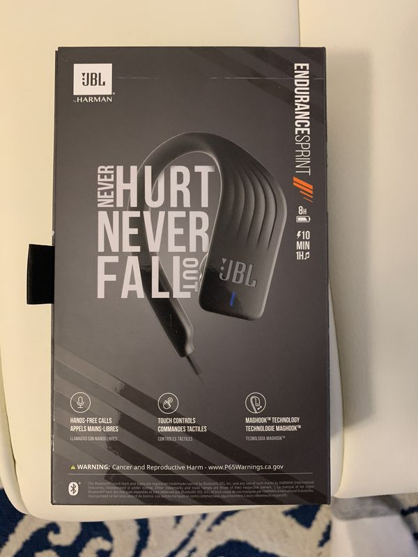JBL wireless Bluetooth headphone