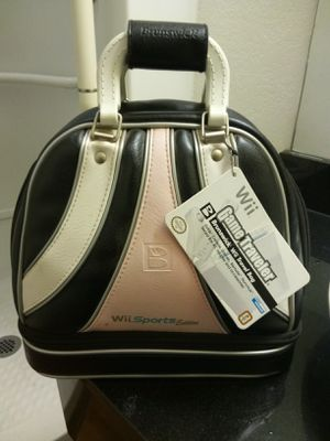 Wii game traveling bag for Sale in Riverside, CA