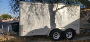 08 haul mark 12x7 for Sale in Phoenix, AZ