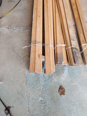 Oak trim. for Sale in Colliers, WV