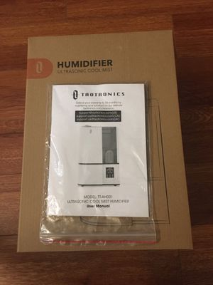 Mist humidifier for Sale in Monterey Park, CA