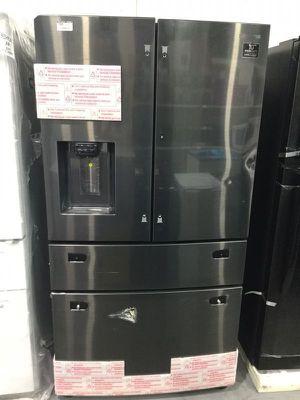 Refrigerator Fridge Home Appliances Freezer Kitchen Refrigerador Frio Heladera Nevera Samsung RF28R7351SG for Sale in Miami, FL