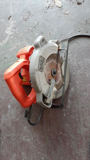 Black and decker circular saw for Sale in Bartow, FL