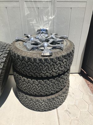 TIRES/ Rims for Sale in North Las Vegas, NV