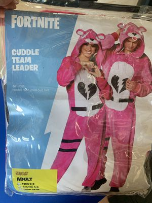 Halloween costume. Fortnite cuddle team leader. Teen / Adult S for Sale in Douglasville, GA
