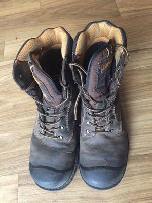 Used!! Dakota Men's work boots size 10W (steel toe, insulated)... $90 for Sale in Nashville, TN