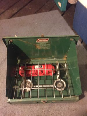 Coleman dual propane for Sale in Painesville, OH