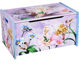 Tinkerbell Storage Trunk for Sale in Ontario, CA
