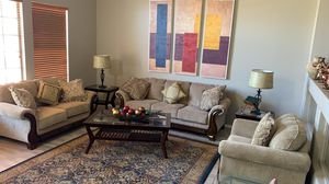 NEW luxurious 6 pieces couch set for Sale in Litchfield Park, AZ