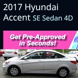 2017 Hyundai Accent SE for Sale in Lynnwood, WA