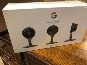 Google nest camera indoor 3 pack brand new for Sale in Pine River, MN