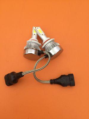 9006 led Headlight bulbs 6000 k for Sale in Los Angeles, CA