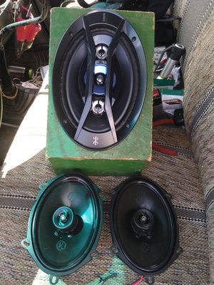 Memphis audio and Sony xplod speakers for Sale in Tyler, TX