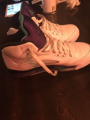 "Air Jordan 5's ""Grapes"" for Sale in Fort Washington, MD"