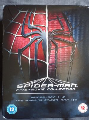 Spiderman Movie collection for Sale in Brick Township, NJ