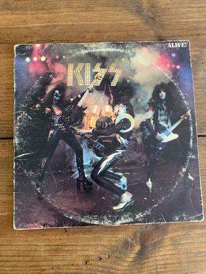 KISS Vinyl Album (Double) for Sale in Golden, CO