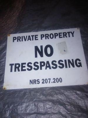 No trespassing for Sale in Yuma, AZ